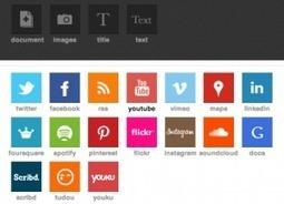 ProjeQt - Créer un diaporama interactif | ENT | Scoop.it