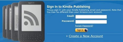 Become A Published Blogger On Kindle | Blogging101 | Scoop.it
