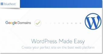 Bluehost se une a los dominios de Google para ayudar a las pequeñas empresas a conectarse con WordPress | Social Media | Scoop.it