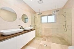Large Small Bathroom Renovations Melbourn - Bathroom renovations melbourne