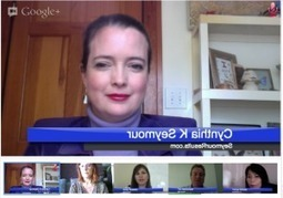 How to Set up a Virtual Team Meeting using G+ Hangouts - Seymour Results | Google Plus Updates | Scoop.it
