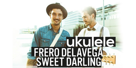 Ukulele Sweet Darling frero delavega tablature - Tab-ukulele | tablature et partition ukulele | Scoop.it