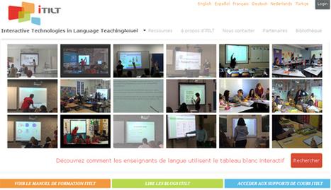 Découvrez comment les enseignants de langue utilisent le tableau blanc interactif | | Moisson sur la toile: sélection à partager! | Scoop.it