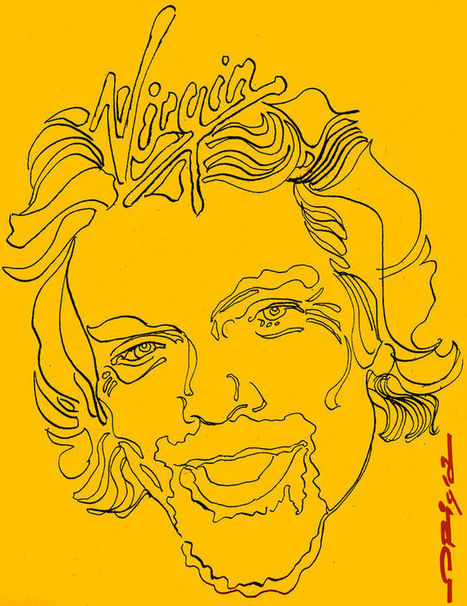 The Virgin Way - Insights Into Richard Branson's Leadership | Strategies for Managing Your Business | Scoop.it