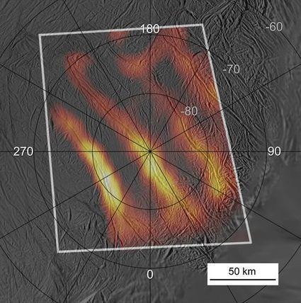"Enceladus's ""Tiger Stripes"" --Are They a Possible Life Zone Hotspot? | A la recherche des extraterrestres | Scoop.it"