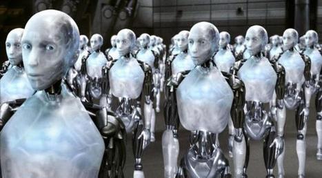 Les robots et la technologie vont-ils tous nous mettre au chômage ? | Vous avez dit Innovation ? | Scoop.it