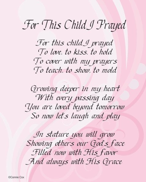 15 Great Baby Shower Thank You Poems Ideas Ba