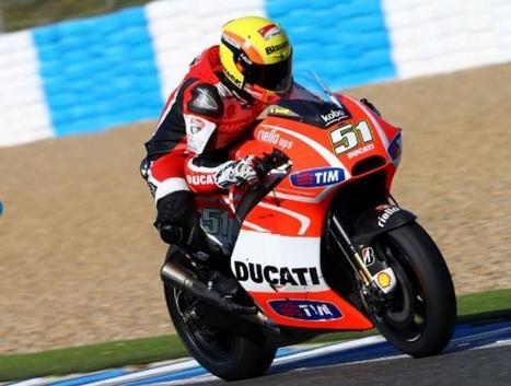 Ducati GP 14? (Test jerez)   Ductalk Ducati News   Scoop.it