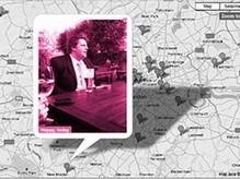 Découvrir la géographie de son bonheur | SoonSoonSoon.com | Contemporary Art hh | Scoop.it