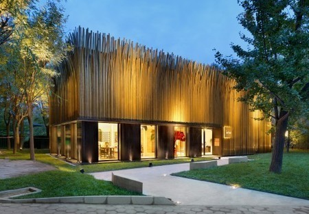 [Beijing, China] Tales Pavilion / Luca Nichetto | The Architecture of the City | Scoop.it