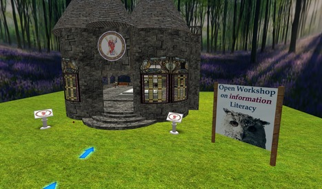 openworkshop [licensed for non-commercial use only] / Second Life Basics | Open Workshop on Information Literacy | Scoop.it