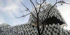 L'audacieux bâtiment du Frac Paca inauguré à Marseille | The Architecture of the City | Scoop.it