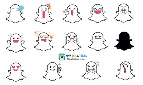 Snapchat Ghosts Meaning What Do The Different