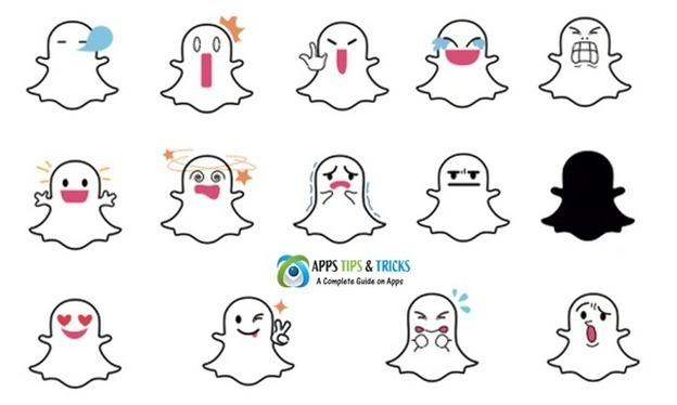 Snapchat Ghosts Meaning - What Do the Different