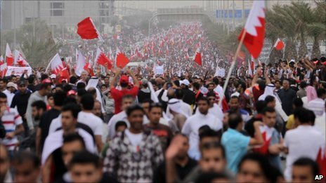 In Bahrain, Many Sunnis Say Crackdown Was Only Option | Coveting Freedom | Scoop.it