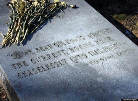 F. Scott Fitzgerald's Gravesite Becomes Tourist Destination | Vintage and Retro Style | Scoop.it