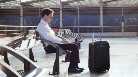 Samsung y Samsonite se unen para crear una valija inteligente | Tecnología 2015 | Scoop.it