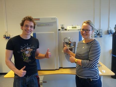 Orbitrap Mass Spectrometer arrived!   Mass Spectrometry Geekery   Scoop.it