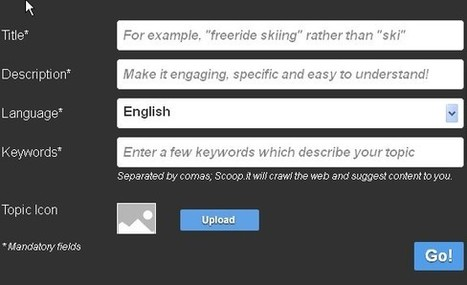 Scoop.It A Great Service For Bloggers | Guide and News - Guide to Blogging | Scoop.it