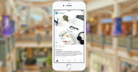 Coming Soon to Instagram: Shoppable Photos - Social Media Week | Jaguar Films | Scoop.it