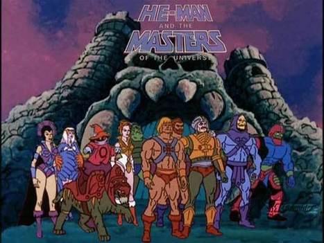 Masters of the Universe Il Film...parla il regista Jon M. Chu   Fumetti   Scoop.it