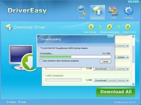 DriverEasy, n'oubliez plus un seul driver sur votre PC | Time to Learn | Scoop.it