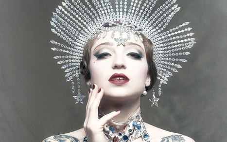 Learn The Art of Retro Make Up with Janet Fischietto In Prague   Inked Girls   Scoop.it