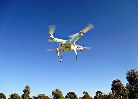 La Poste ouvre une ligne de livraison par drones | Drone | Scoop.it