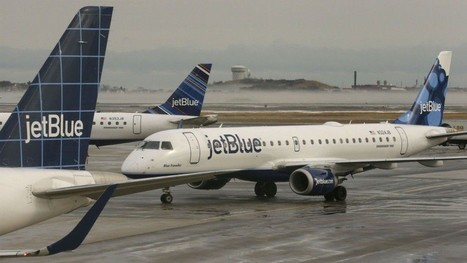 JetBlue now has free Wi-Fi on all flights | Communication design | Scoop.it