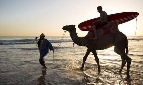 Moroccan weekend: Surf the Atlantic Ocean, visit Agadir and practice yoga with a sea view | Travel | Life & Style | Daily Express | Health and Wellness | Scoop.it