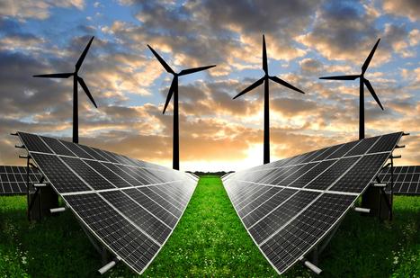 Uruguay sorprende al mundo con casi el 100% de su electricidad proveniente de energías renovables | Banco de Aulas | Scoop.it