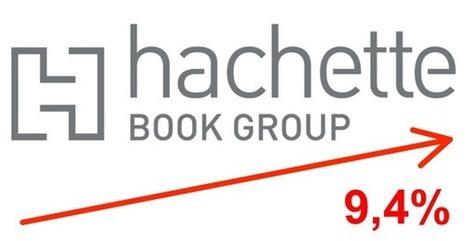 Hachette : plus de 9% des ventes sont des ebooks | Livres numériques et applications pour enfants | Scoop.it