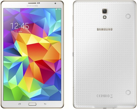 Update Samsung Galaxy Tab S 8 4 SM-T700 to Andr