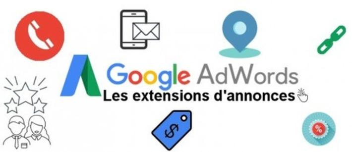 Guide complet des extensions d'annonces pour votre campagne Adwords | Solutions locales | Scoop.it