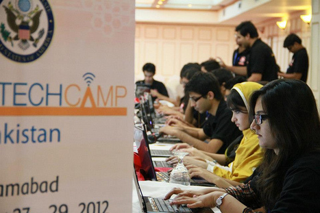Fk's Blog » #Youth #TechCamp – Experiences | iEARN in Action | Scoop.it