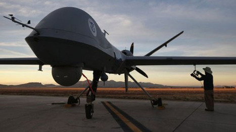 UK university drops investment in U.S. drone firm after protests | The Raw Story | Personal Power | Scoop.it