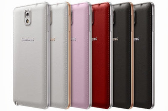 Samsung Galaxy Note 3 presented in new colors | Hot Technology News | Scoop.it