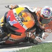 Moto GP - Honda: Casey Stoner tiendra-t-il le coup jusqu'à la fin ? - Caradisiac.com | Ducati | Scoop.it