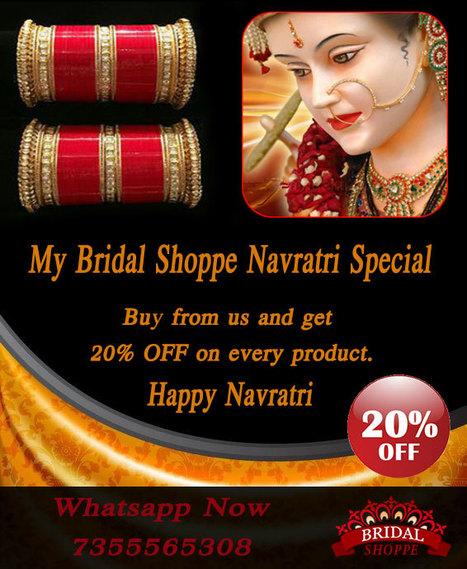 Buy Wedding Chura | Punjabi Chura |Bridal Chura