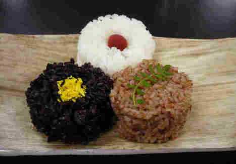 How 'Forbidden' Black Rice Flourished For Millennia - NPR | Rice origins and cultural history | Scoop.it