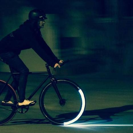 Revolights Illuminate Your Bike With Built-In LEDs [VIDEO] | Tech Jam | Scoop.it