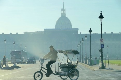 Pollution : la circulation différenciée en vigueur lundi à Paris - RTL | Actualités écologie | Scoop.it