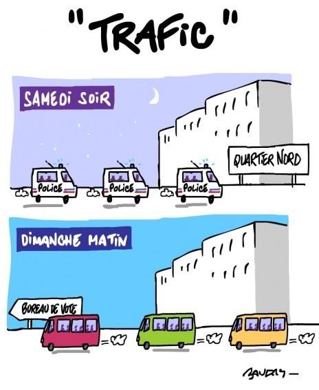 «Trafic» | Baie d'humour | Scoop.it