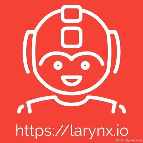 Larynxbot, le bot qui lit les articles à votre place | pedagogie, TICE handicap, FLE, EFL | Scoop.it