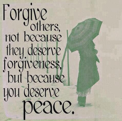 Forgive others | Leadership and Spirituality | Scoop.it