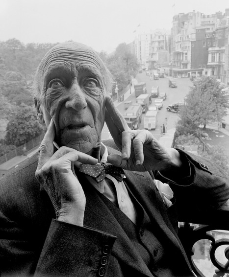 Appreciation: Algernon Blackwood - The Master of the Supernatural | Writers & Books | Scoop.it