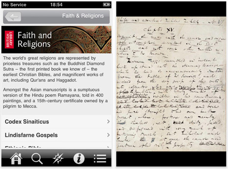 British Library launches Android and iOS apps | Android Apps | Scoop.it