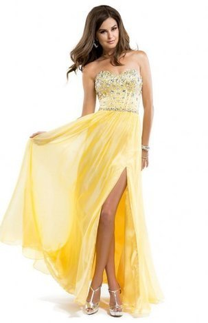 Prom Dress Flirt P28-31