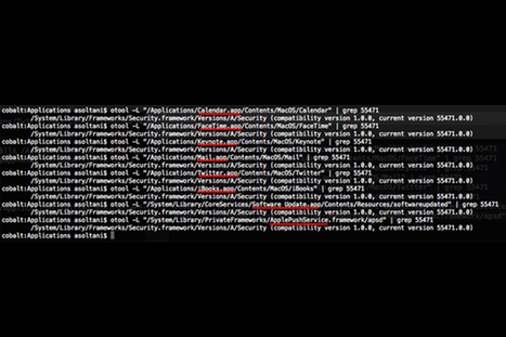 Usuarios de Apple en alerta por FALLO de seguridad que afecta a todos sus dispositivos | MAZAMORRA en morada | Scoop.it