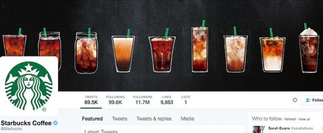 23 Brilliant Twitter Cover Photo Examples From Real Brands #twittermarketing #socialmediamarketing | Virtual Options: Social Media for Business | Scoop.it